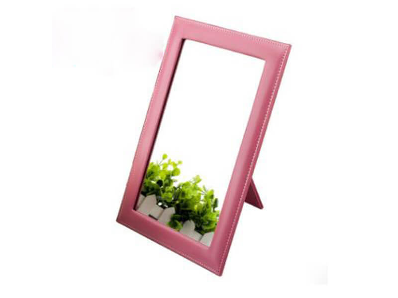 Pink Compact Mirror