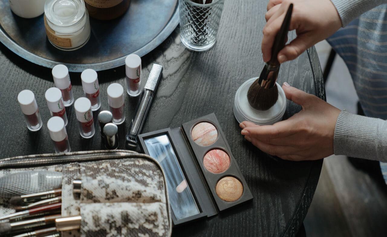 expensive makeup brush